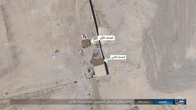 Bại trận liên tiếp, IS điên cuồng chống cự quân đội Syria ảnh 4