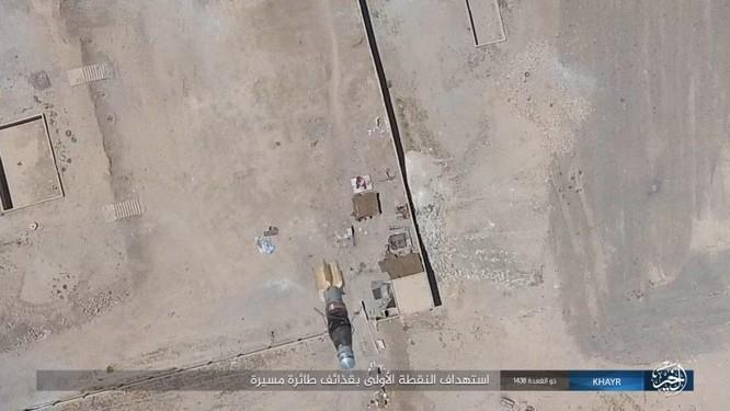 Bại trận liên tiếp, IS điên cuồng chống cự quân đội Syria ảnh 5