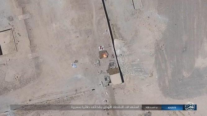 Bại trận liên tiếp, IS điên cuồng chống cự quân đội Syria ảnh 6