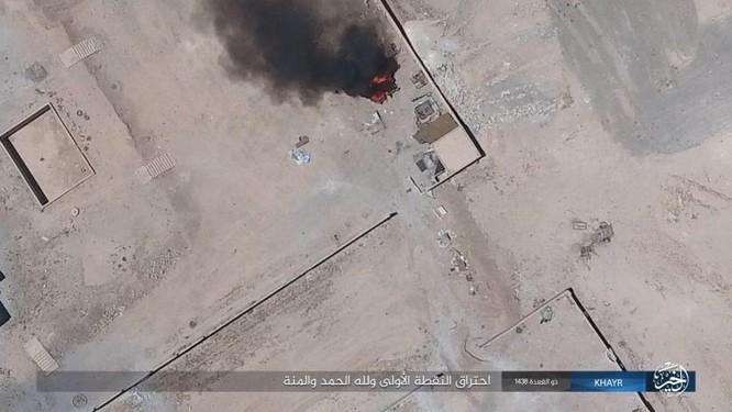 Bại trận liên tiếp, IS điên cuồng chống cự quân đội Syria ảnh 7