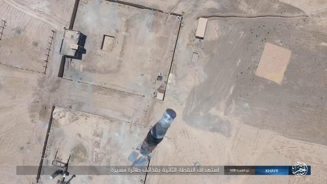 Bại trận liên tiếp, IS điên cuồng chống cự quân đội Syria ảnh 8