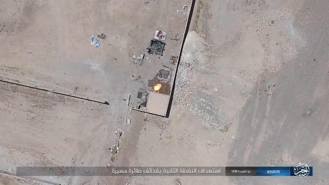Bại trận liên tiếp, IS điên cuồng chống cự quân đội Syria ảnh 9