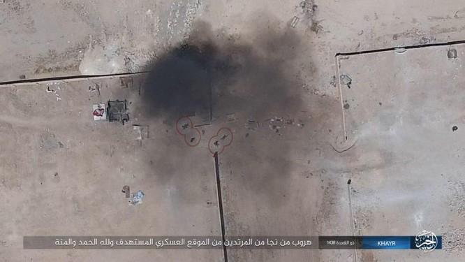 Bại trận liên tiếp, IS điên cuồng chống cự quân đội Syria ảnh 10
