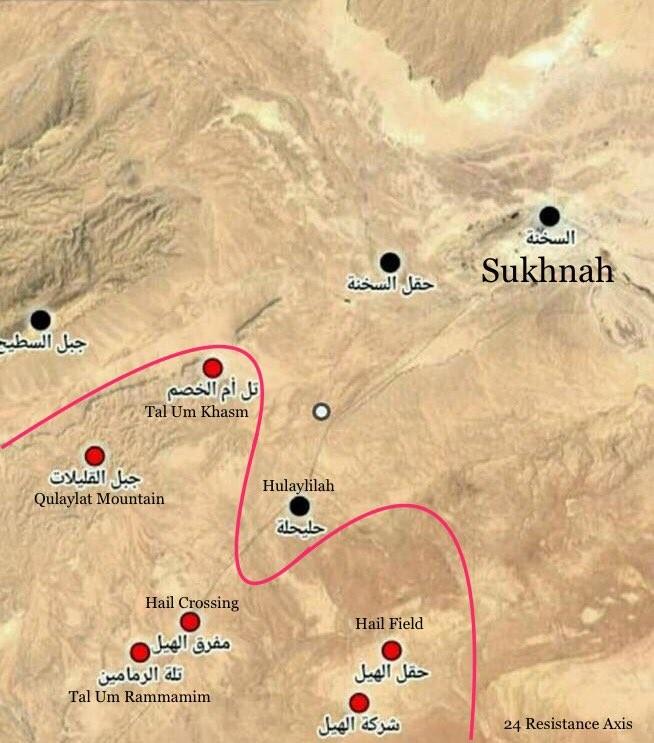 Chiến cơ Nga dội hỏa lực, quân đội Syria dồn dập tấn công IS (video) ảnh 1