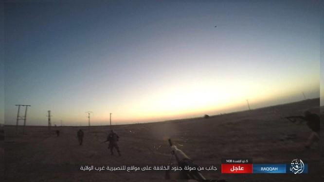 Quân đội Syria bị IS cho nếm thất bại tại Raqqa do chủ quan, sơ hở ảnh 2