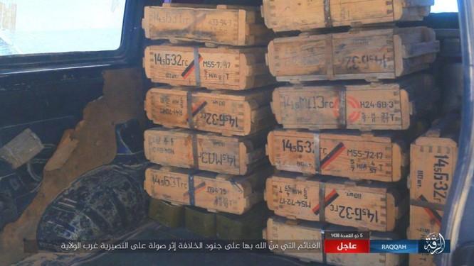 Quân đội Syria bị IS cho nếm thất bại tại Raqqa do chủ quan, sơ hở ảnh 4