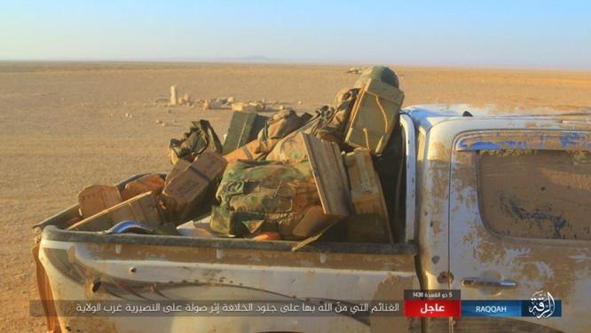 Quân đội Syria bị IS cho nếm thất bại tại Raqqa do chủ quan, sơ hở ảnh 5