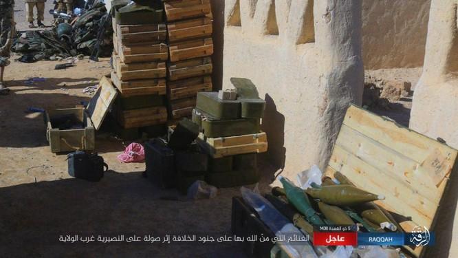 Quân đội Syria bị IS cho nếm thất bại tại Raqqa do chủ quan, sơ hở ảnh 6