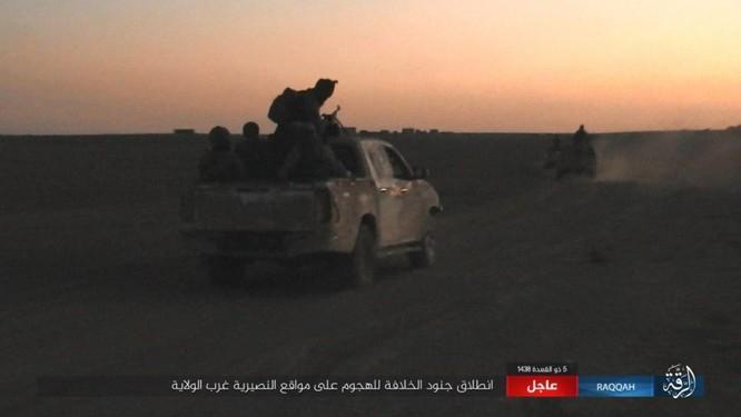 Quân đội Syria bị IS cho nếm thất bại tại Raqqa do chủ quan, sơ hở ảnh 8