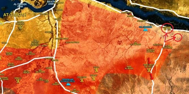 """""""Hổ Syria"""" mất hơn 40 binh sĩ trong trận ác chiến với IS tại Raqqa ảnh 1"""