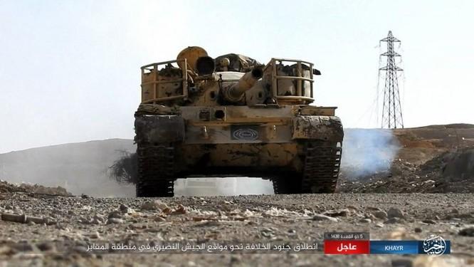 Quân đội Syria dồn IS về Deir Ezzor, phiến quân chuẩn bị tử chiến ảnh 2
