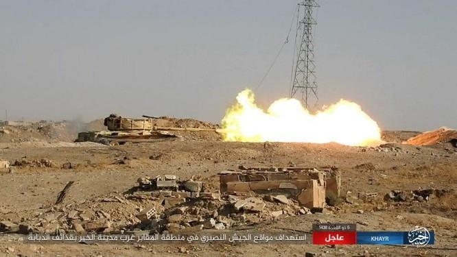 Quân đội Syria dồn IS về Deir Ezzor, phiến quân chuẩn bị tử chiến ảnh 3