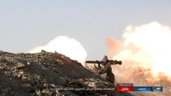 Quân đội Syria dồn IS về Deir Ezzor, phiến quân chuẩn bị tử chiến ảnh 4