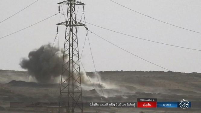 Quân đội Syria dồn IS về Deir Ezzor, phiến quân chuẩn bị tử chiến ảnh 5