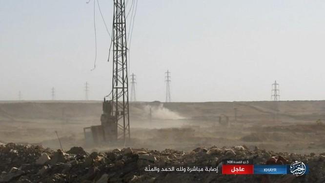 Quân đội Syria dồn IS về Deir Ezzor, phiến quân chuẩn bị tử chiến ảnh 6