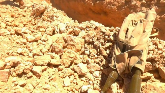 Quân đội Syria dọn đường đánh chiếm cứ điểm IS tại Homs ảnh 5