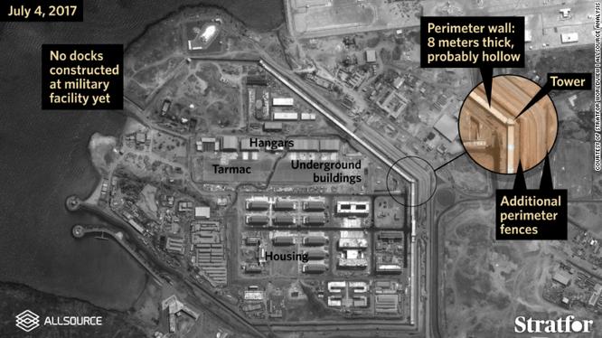 Trung Quốc khai trương căn cứ quân sự đầu tiên ở Đông Phi ảnh 1