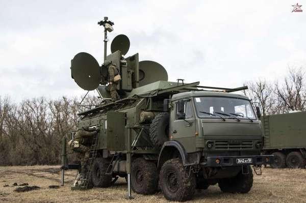 """36 tên lửa Tomahawk Mỹ tấn công Syria bỗng nhiên """"mất tích: Krasuha-4 Nga ra đòn? ảnh 1"""