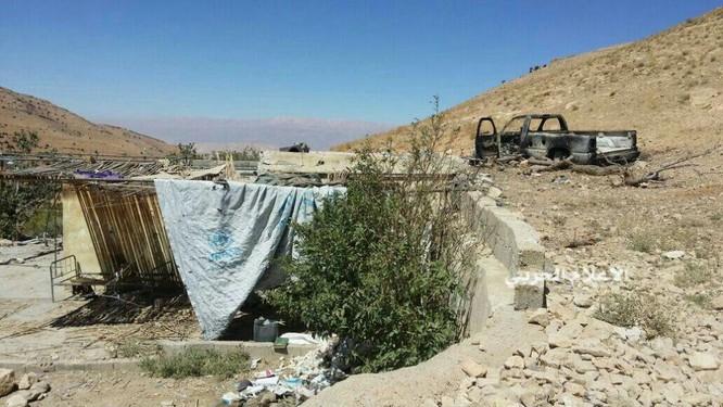 IS đầu hàng di tản về Deir Ezzor, trận chiến cuối cùng trên biên giới Syria (video) ảnh 4