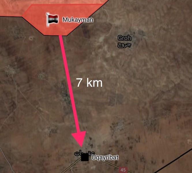 Chiến sự Syria: Quân Assad nghiền nát IS, chiếm liên tiếp 6 cứ địa tại Hama ảnh 1