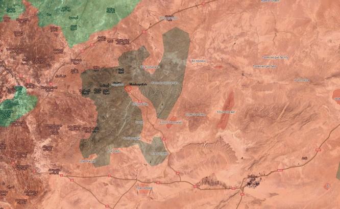 Chiến sự Syria: Quân Assad nghiền nát IS, chiếm liên tiếp 6 cứ địa tại Hama ảnh 3