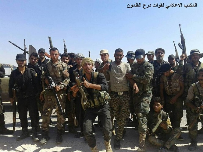 Chiến sự Syria: Quân Assad nghiền nát IS, chiếm liên tiếp 6 cứ địa tại Hama ảnh 5