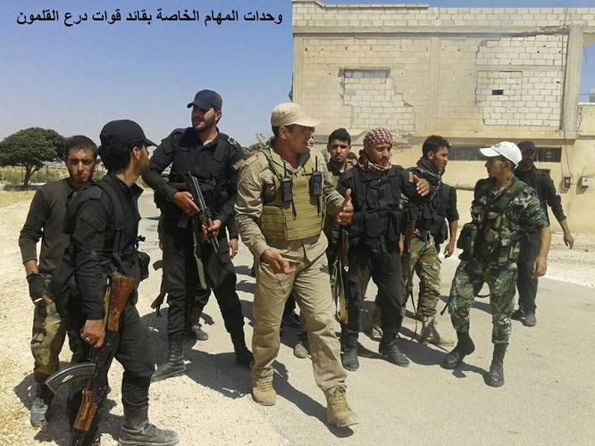 Chiến sự Syria: Quân Assad nghiền nát IS, chiếm liên tiếp 6 cứ địa tại Hama ảnh 7