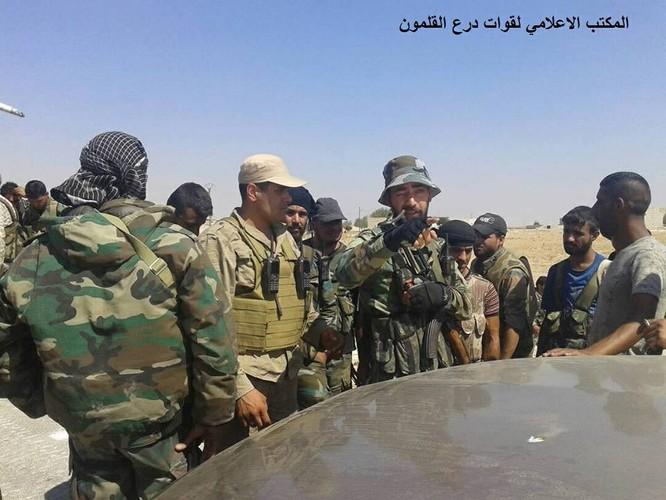 Chiến sự Syria: Quân Assad nghiền nát IS, chiếm liên tiếp 6 cứ địa tại Hama ảnh 8