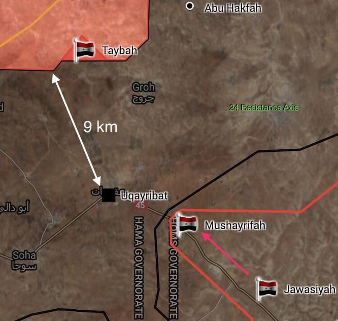 """Đặc nhiệm """"Săn IS"""" đánh chiếm chốt phiến quân, IS nói binh sĩ Nga thiệt mạng ảnh 1"""