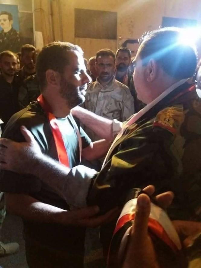 Phiến quân Syria trao trả phi công bị bắn rơi và 30 lính chính phủ ảnh 3
