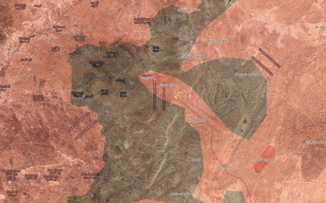 """Nga dội lửa, đặc nhiệm """"Săn IS"""" chiếm thị trấn phiến quân ở Hama (video) ảnh 2"""