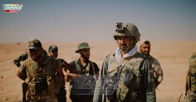 """""""Hổ Syria"""" áp sát Deir Ezzor 15 km, IS dàn trận phản công ảnh 3"""