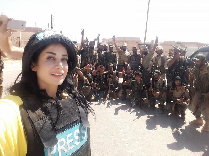 """Đặc nhiệm """"Săn IS"""" Syria đè bẹp IS chiếm thị trấn phiến quân tại Hama (video) ảnh 3"""
