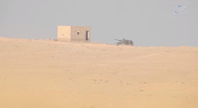 """""""Hổ Syria"""" áp sát Deir Ezzor 15 km, IS dàn trận phản công ảnh 5"""