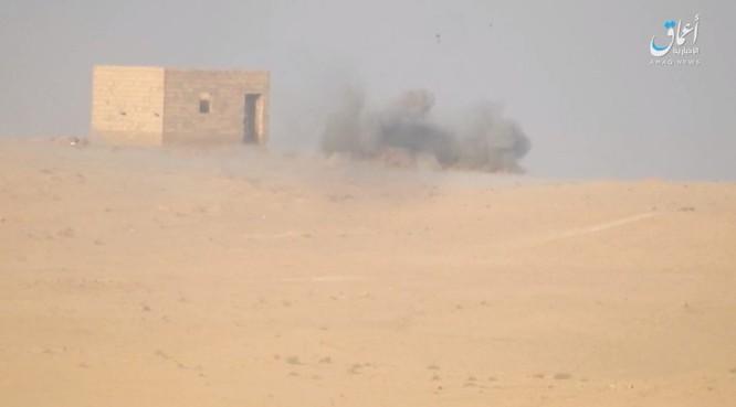 """""""Hổ Syria"""" áp sát Deir Ezzor 15 km, IS dàn trận phản công ảnh 7"""