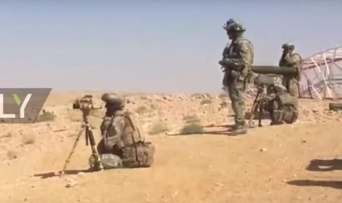 Hải quân Nga phóng tên lửa Kalibr diệt IS ở Deir Ezzor (video) ảnh 3