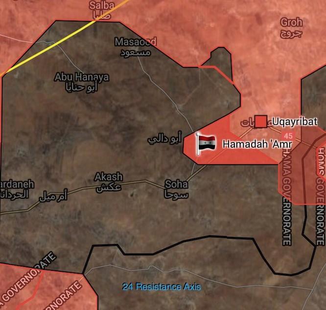 Quân đội Syria chiếm căn cứ ngầm, IS liên tiếp sụp đổ tại Hama (chùm video) ảnh 1
