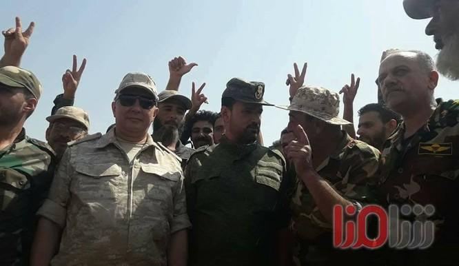 """""""Hổ Syria"""" sắp giáng đòn kết liễu IS, giải phóng hoàn toàn Deir Ezzor ảnh 1"""