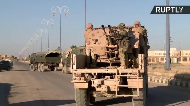 Đặc nhiệm Nga trực tiếp chiến đấu tại chảo lửa Deir Ezzor ảnh 2
