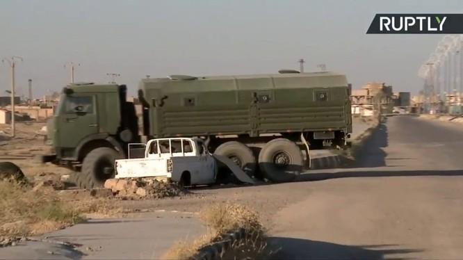 Đặc nhiệm Nga trực tiếp chiến đấu tại chảo lửa Deir Ezzor ảnh 3
