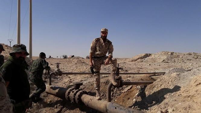 Đặc nhiệm Nga trực tiếp chiến đấu tại chảo lửa Deir Ezzor ảnh 6
