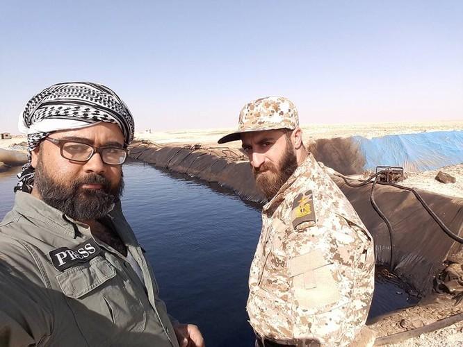 Đặc nhiệm Nga trực tiếp chiến đấu tại chảo lửa Deir Ezzor ảnh 8