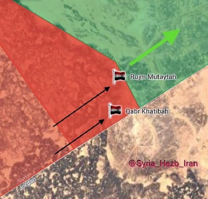 Quân Assad đè bẹp FSA Mỹ hậu thuẫn, chiếm loạt cứ địa dọc biên giới Syria ảnh 2