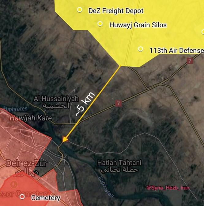 Mỹ yểm trợ người Kurd tiến đánh về Deir Ezzor chiếm đất lập quốc ảnh 2