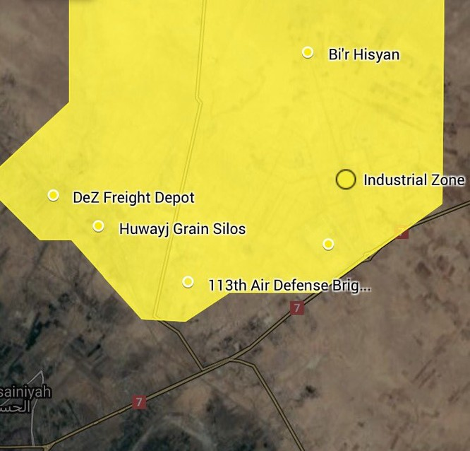 Mỹ yểm trợ người Kurd tiến đánh về Deir Ezzor chiếm đất lập quốc ảnh 3