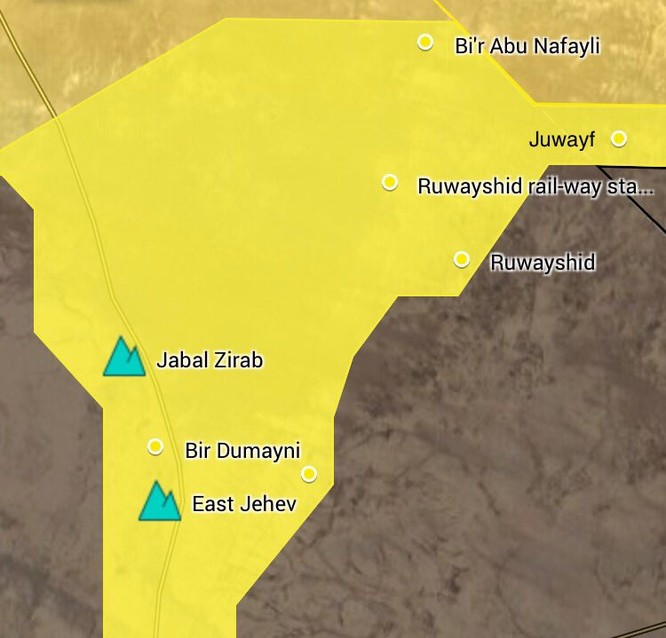 Mỹ yểm trợ người Kurd tiến đánh về Deir Ezzor chiếm đất lập quốc ảnh 4