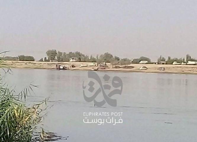 """""""Hổ Syria"""" chuẩn bị vượt sông Euphrates tấn công phiến quân IS ảnh 2"""