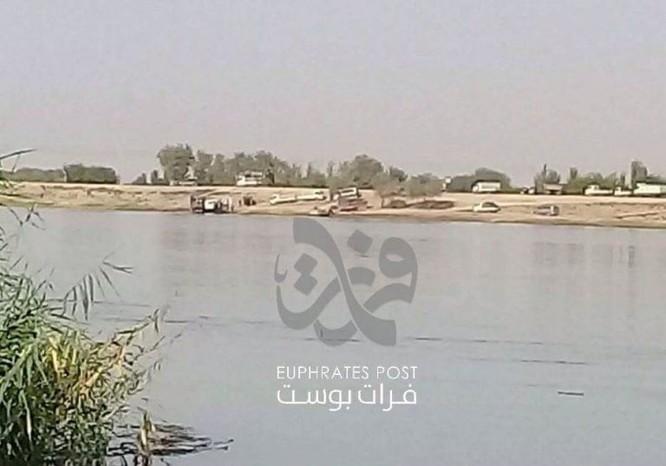 """""""Hổ Syria"""" chuẩn bị vượt sông Euphrates tấn công phiến quân IS ảnh 3"""