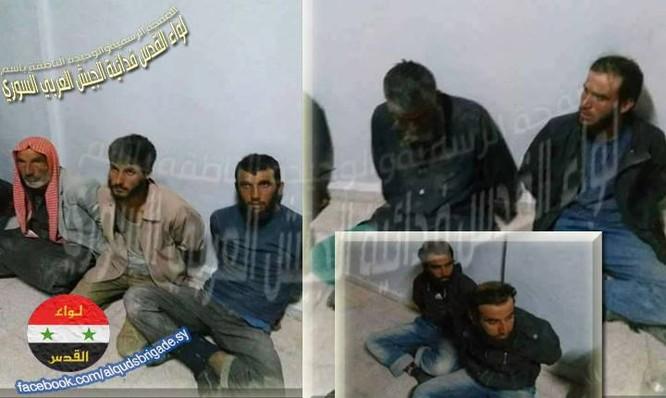 Quân Syria tốc chiến, bắt sống hàng chục tay súng IS (video) ảnh 1