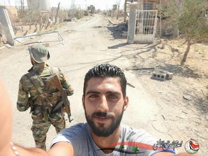Quân đội Syria, người Kurd đua tấn công IS chiếm lãnh địa tại Deir Ezzor ảnh 5